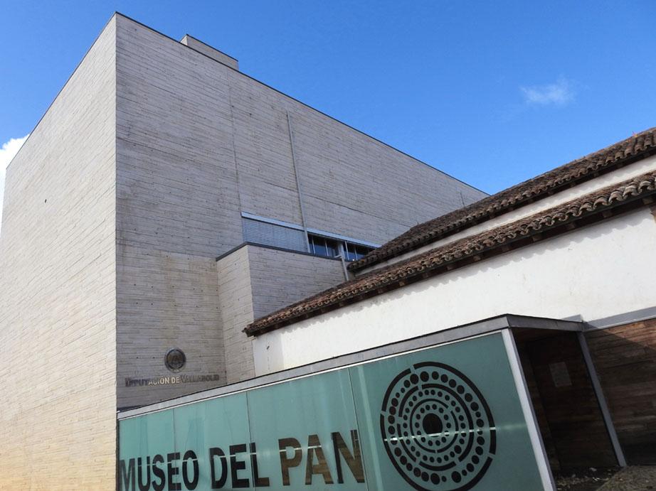 Imagen del exterior del Museo del Pan