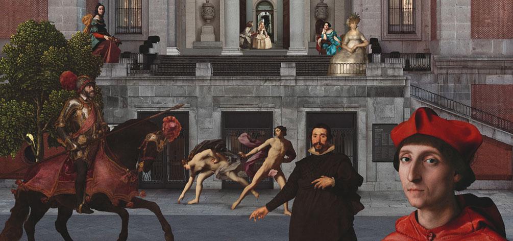 Imagen de portada de la exposición Reencuentro con el Prado