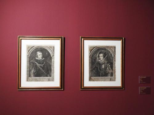 Felipe IV e Isabel de Borbón