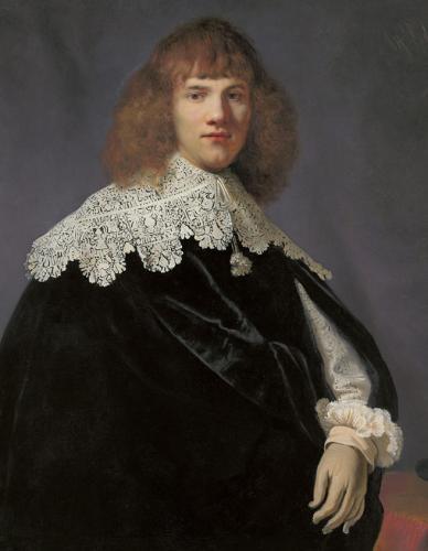 Retrato de un joven caballero