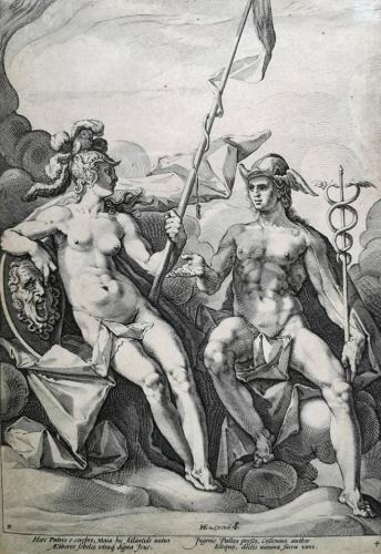 Alianza de Atenas y Mercurio