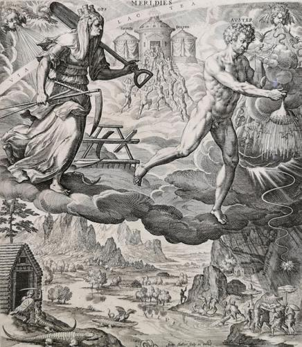 Meridies, serie de 'Los cuatro vientos'