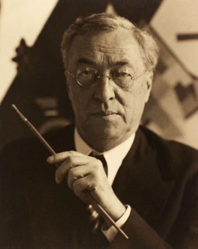 Portrait de Kandinsky
