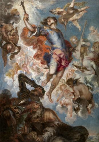 El triunfo de San Hermenegildo