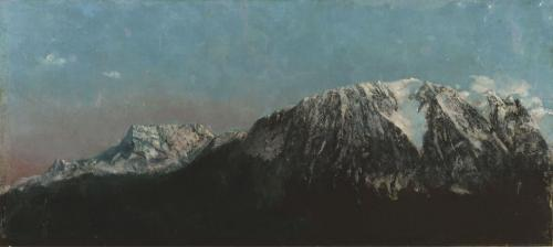 Panorama des Alpes