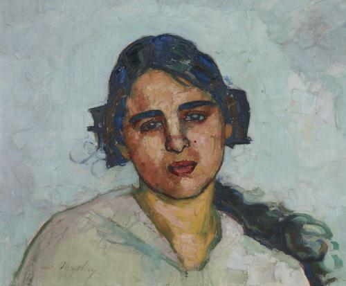 Portrait de Mlle Besançon