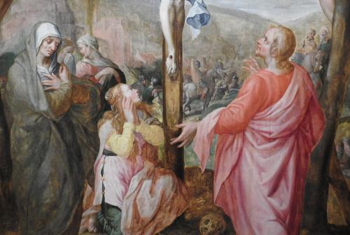 Calvario (detalle)
