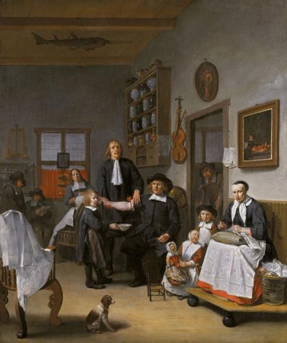 El cirujano Jacob Fransz