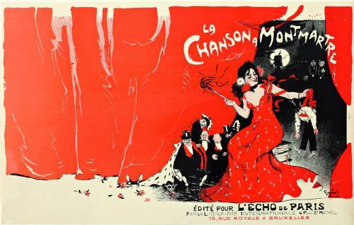La canción de Montmartre