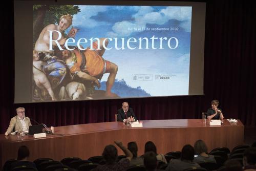 Presentación del Reencuentro