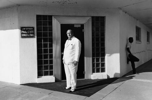Paul Tate, Lafayette, Luisiana, 1968