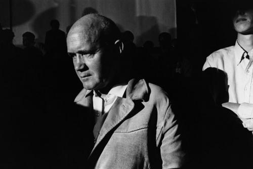 Jean Genet, Chicago, 1968
