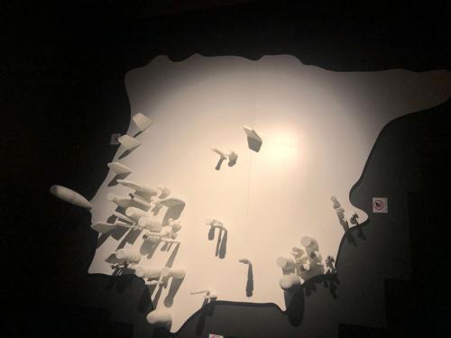 Mapa de yacimientos ibéricos