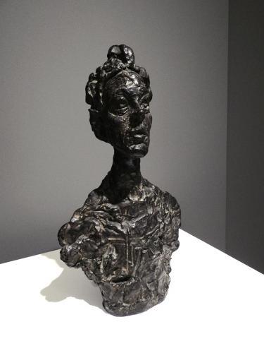 Busto de Annette (llamado Venecia)