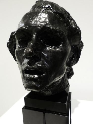 Cabeza de Jean de Fiennes