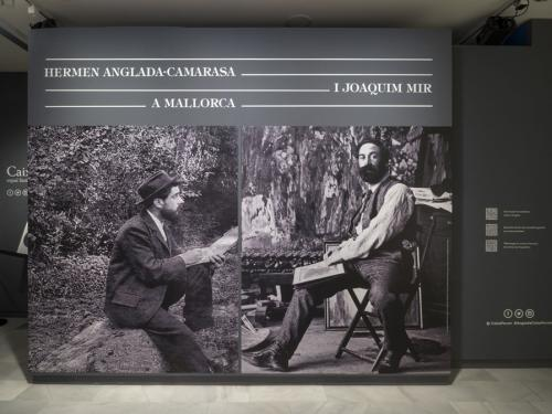 Panel expositivo