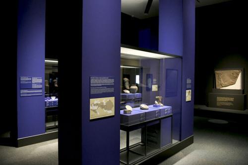 Detalle de la exposición