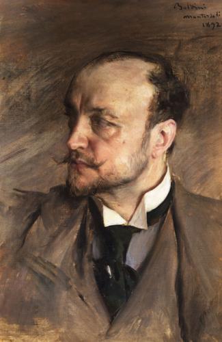 Autorretrato, 1892