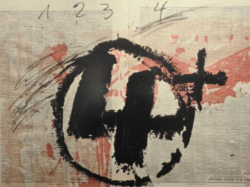 Cartel. Sin título, 1983