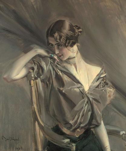 Cléo de Mérode, 1901