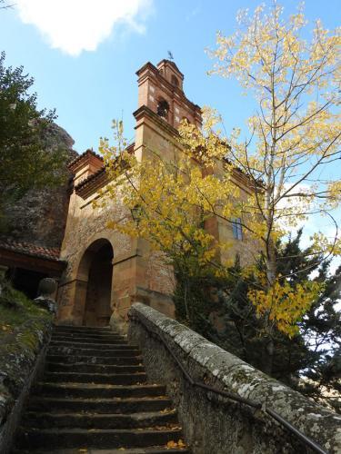 Escalera exterior o 'del portugués'