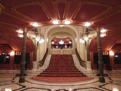 Escalera imperial Juan Crisóstomo Arriaga