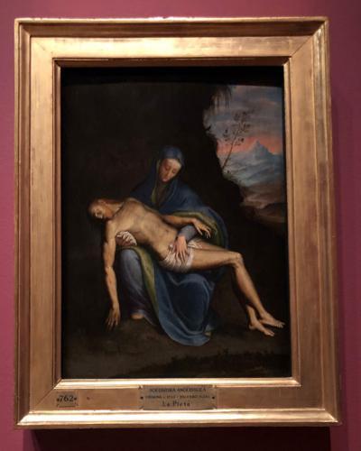 La Piedad, 1574-85