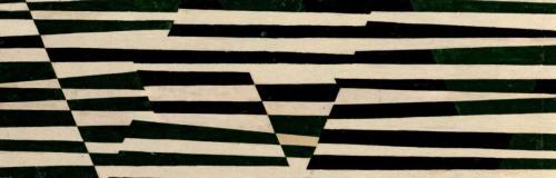 Maqueta de 'muro óptico', 1951