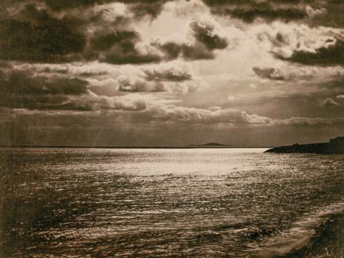 Mar Mediterráneo. Sète, 1857