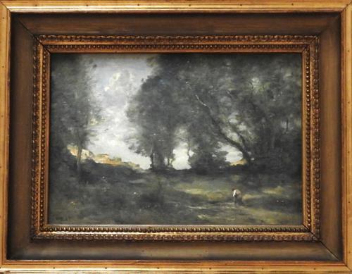 Paisaje, 1860