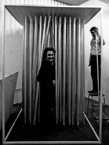 Penetrable sonoro, 1971