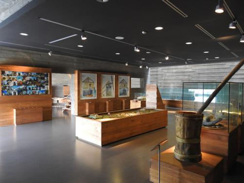 Planta segunda del Museo del Pan de Mayorga