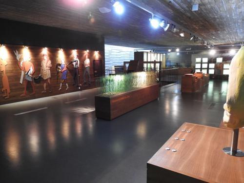 Planta tercera del Museo del Pan de Mayorga (Cereales)