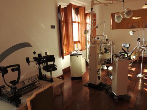Recreación de consultorio dental