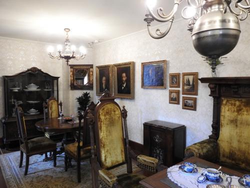 Recreación histórica de las viviendas de los Señores Fernández y Andrés (1893)