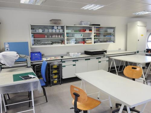 Sala de conservación