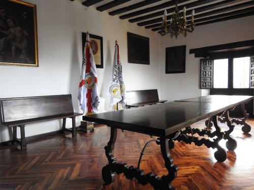 Sala del ayuntamiento