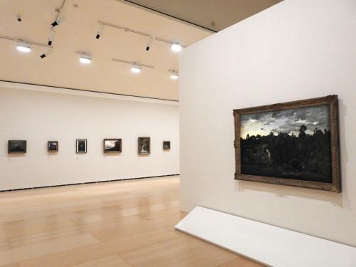 Vista de la primera sala de la exposición
