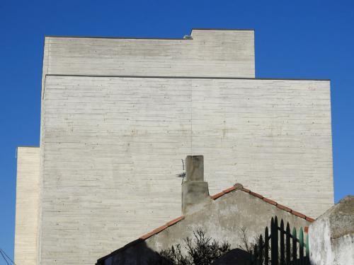 Vista exterior del Museo del Pan