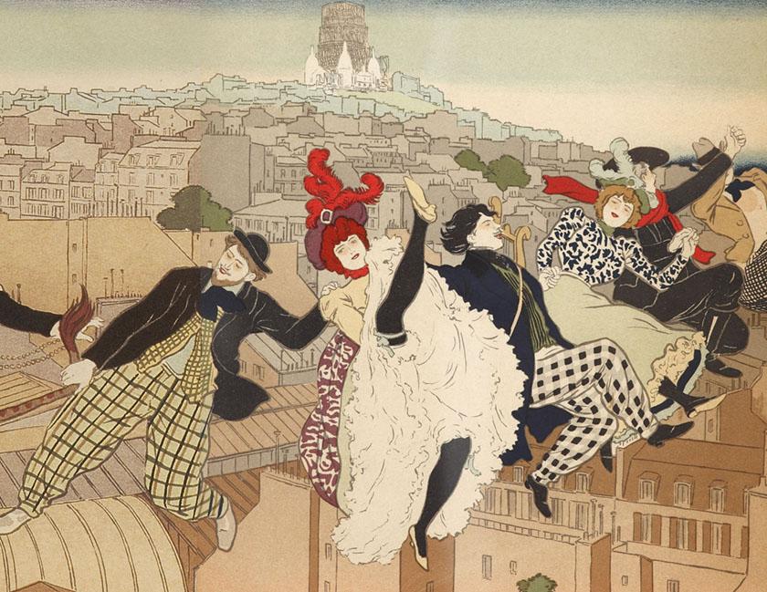 El espíritu de Montmartre