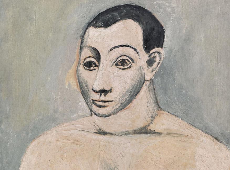 Picasso íbero en Santander