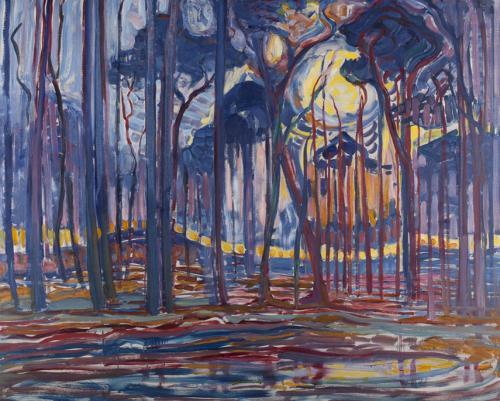 Bosque cerca de Oele