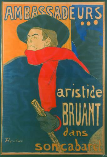 Aristide Bruant aux Ambassadeurs