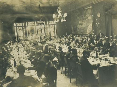 Interior del Grand Hôtel