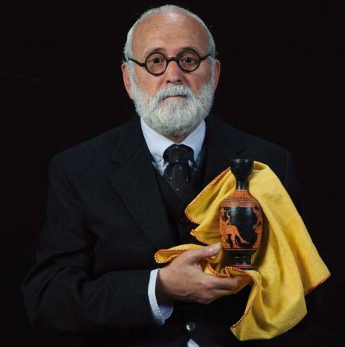 Freud, de la serie 'Seis personajes…'